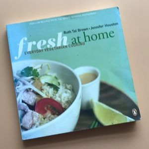 Other - ✨Editor✨Fresh at Home Cookbook: Vegetarian Cooking